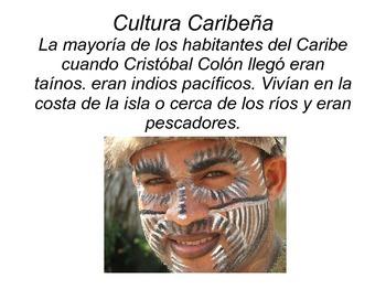 Cultura Caribeña