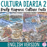 Cultura Diaria 2 - ENGLISH Version