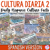 Cultura Diaria 2 - SPANISH Version