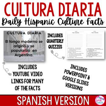 Cultura Diaria SPANISH Version