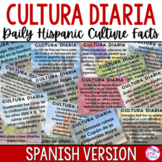 Cultura Diaria SPANISH Version
