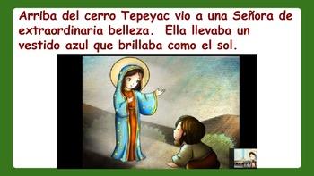 Cultura - Juan Diego y La Virgen de Guadalupe: Part 3