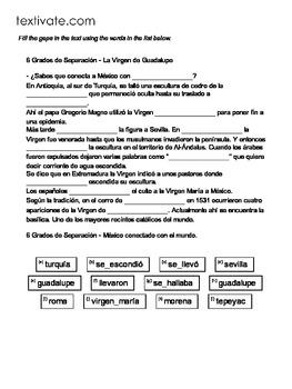 Cultura - La Virgen de Guadalupe: Part 1