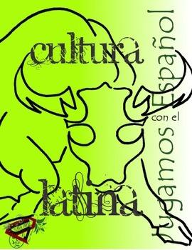 Cultura Latina (Latin Culture) - V.F.