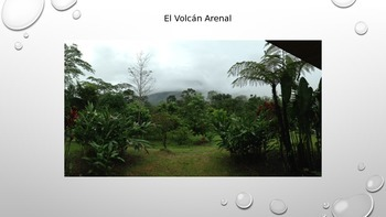 Cultura de Costa Rica Powerpoint- with actual photos