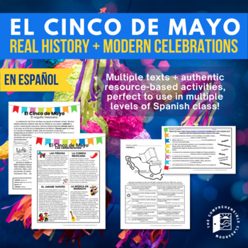 Cinco de Mayo » Readings and activities in Spanish