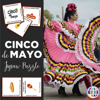 Cultural Activities: Cinco de Mayo Jigsaw Puzzle