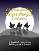 Cultural Activities: El Día de los Reyes Magos reading and game