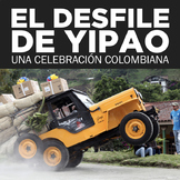 El Desfile de Yipao - Readings and activities in Spanish