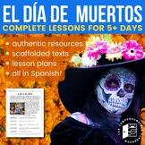 Cultural Activities: El Día de los Muertos