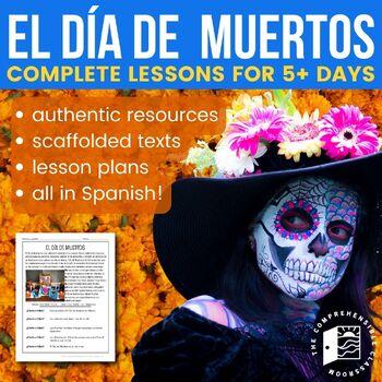 El Día de los Muertos: Readings and activities in Spanish