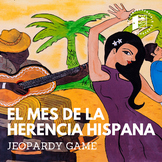 Cultural Activities: Hispanic Heritage Month Jeopardy
