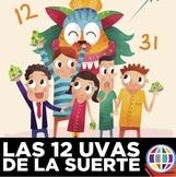 Las doce uvas de la suerte // La nochevieja lesson plans in Spanish