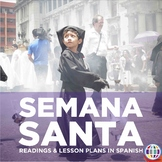Semana Santa readings in Spanish + #authres cultural activities