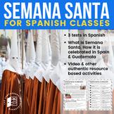 Semana Santa readings in Spanish + #authres cultural activities