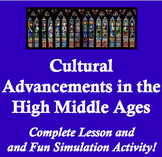Cultural Advances in the High Middle Ages