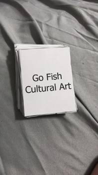 Cultural Art Go Fish