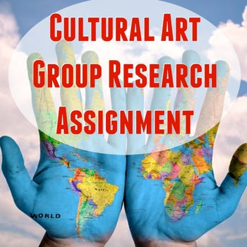 Cultural Art Group Research Project