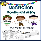 Nonfiction Reading and Writing  - Celebrating Our Cultures