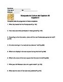 Cultural Book Quest: Realidades 1 (4B - 8B)