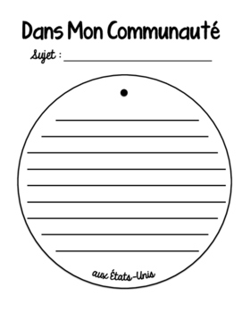 Cultural Comparisons Graphic Organizer for Interactive Notebook
