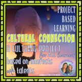 Cultural Connection: A Cultural Comparison Project for ALL Learners