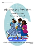Hidden Figures Young Readers' Edition Chapters 1-9 Quiz