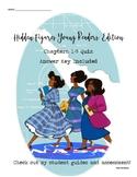 Hidden Figures Young Readers' Edition Chapters 1-9 Quiz