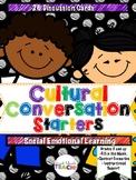 Cultural Conversation Starters