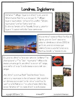 Cultural Corner: Euro Tour