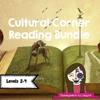 Cultural Corner Readings: Bundle 1