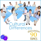 Cultural Differences Themed Discussion Topics