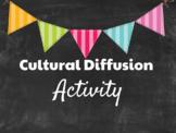 Cultural Diffusion Activity