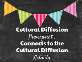 Cultural Diffusion Presentation