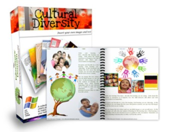 Cultural Diversity Editable Pack