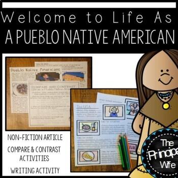 Cultural Diversity: Life as a Pueblo Native American