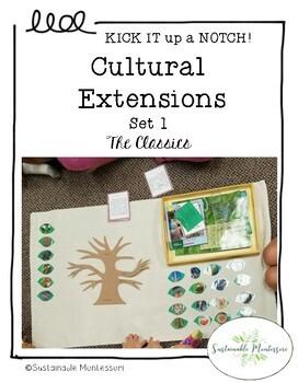 Cultural Extensions Set 1 The Classics