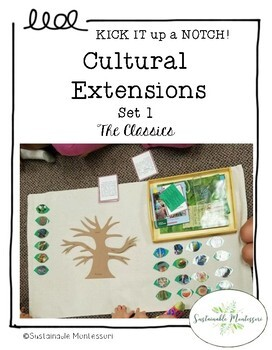 Cultural Extensions Set 1 The Classics