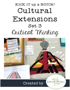 Cultural Extensions Set 3 Critical Thinking
