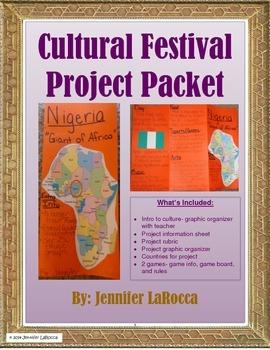 Cultural Festival Project
