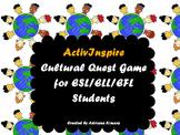 ActivInspire Cultural Game - GREAT FOR ELL/ESL!!!