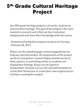 Cultural Heritage Project