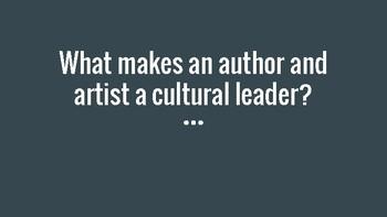Cultural Leaders