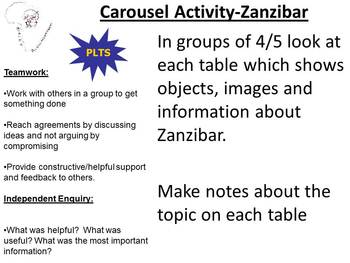 Cultural Learning Day about Zanzibar