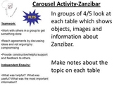 Cultural Learning Day about Zanzibar