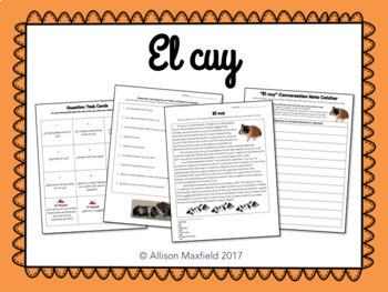 Cultural Lesson Plan: El Cuy
