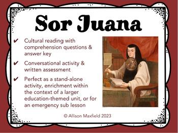 Cultural Lesson Plan: Sor Juana