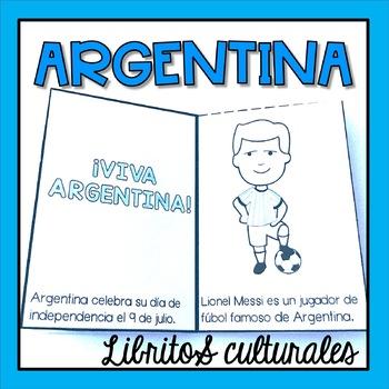 Cultural Mini Books: Argentina