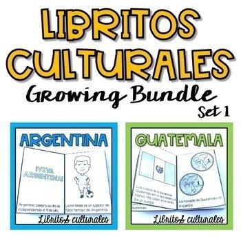 Cultural Mini Books - Set 1 {Growing Bundle}