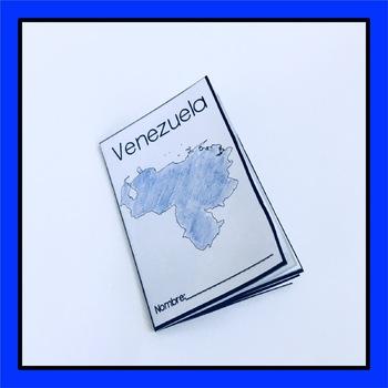 Cultural Mini Books: Venezuela